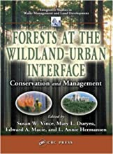 Forests at the Wildland-Urban Interface Conservation and Management Integrative Studies in Water Man