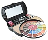 BR Beauty Revolution Complete Make Over Makeup Artist Kit - Pro Series All in One Makeup Palette
