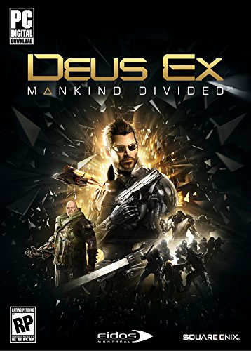 Deus Ex: Mankind Divided [Online Game Code]