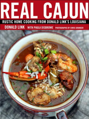 chocolate recipes: Real Cajun: Rustic Home Cooking from Donald Link's Louisiana