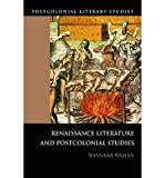 img - for [(Renaissance Literatures and Postcolonial Studies)] [Author: Shankar Raman] published on (June, 2011) book / textbook / text book
