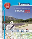 France 2014 Laminated A4 Spiral Atlas...