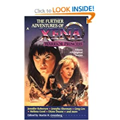 Further Adventures of Xena: Warrior Princess (Xena: Warrior Princess (Berkley)) by Various and Martin H. Greenberg