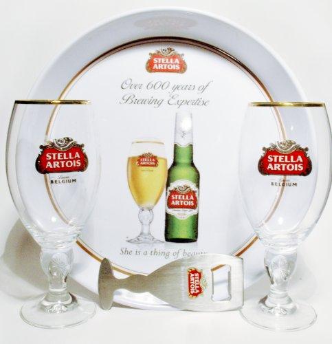 Stella Artois Beer Glasses front-272757