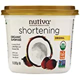 Nutiva Red Palm Shortening Organic Superfood, 15 oz.