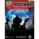 Hal Leonard Rock Band - Classic Rock Edition - Drum Play-Along Volume 20 Book/CD Set