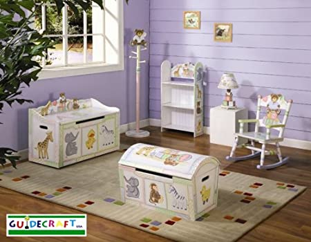 Showing coat stand in First Impressions children's room furniture range