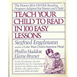 Teach Your Child to Read in 100 Easy Lessons (1986 First Fireside Edition) ISBN 0671631985 ~ Phyllis Haddox