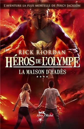 Héros de l'Olympe, Tome 4 : La maison d'Hadès 51GizaNwP4L