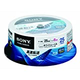 SONY Blu-ray Discs BD-R 25GB 6X 25 Spindle (2011)by Sony