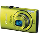 Canon PowerShot ELPH 310 HS 12.1 MP CMOS Digital Camera with 8x Wide-Angle Optical Zoom Lens and Full 1080p HD Video (Green)
