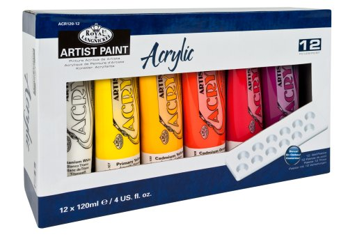 royal-langnickel-120ml-acrylic-painting-colour-pack-of-12