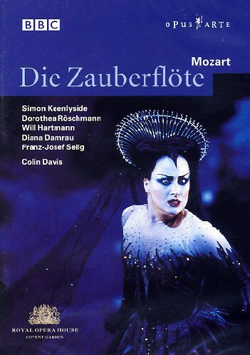 Mozart: Die Zauberflote (The Magic Flute) -- Royal Opera House/Davis [DVD]