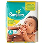 Pampers New Baby Gr.3 Midi 4-7 kg Spa...