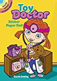 img - for Toy Doctor Sticker Paper Doll book / textbook / text book