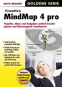 Creative Mindmap 4 pro: Nutzen Sie einfach Ihr ganzes kreatives Potenzial!