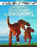 echange, troc Gregory-S Paul - L'encyclopédie Delachaux des dinosaures