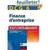 DCG 6 - Finance d'entreprise - 4e édition - Tout l'entraînement