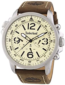 Timberland Mens Quartz Watch TBL13856JPBS07 TBL13856JPBS07