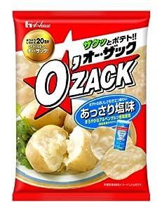 ハウス食品 オーザックあっさり塩 68g×12袋