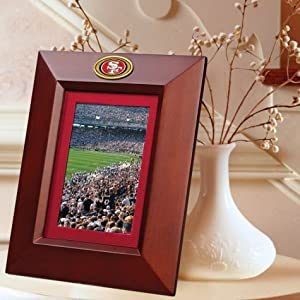 San Francisco 49ers Memory Company Portrait Picture Frame NFL Football Fan Shop... by Memory Company
