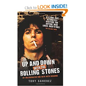 Up and Down with the Rolling Stones: My Rollercoaster Ride with Keith Richards ebook downloads