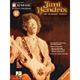 Jazz Play Along  Volume 80   Jimi Hendrix All Inst Book/Cd (Hal Leonard Jazz Play-Along)by VARIOUS