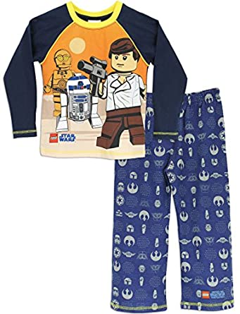 Character Boys Lego Star Wars Pyjamas Han Solo Age 4 to 5 Years