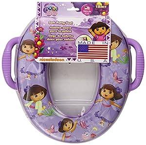 Dora The Explorer Butterfly Buddies Soft Potty Seat