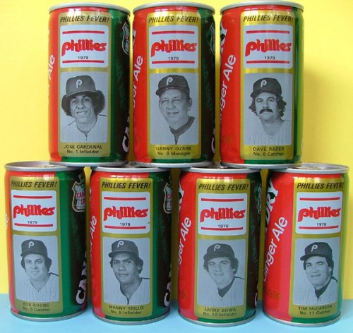 philadelphia-phillies-1979-canada-dry-soda-cans-can-set