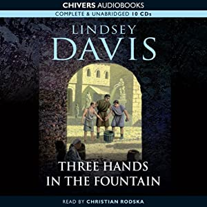 Three Hands in the Fountain | [Lindsey Davis]