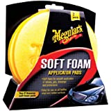 "Meguiar's X3070 Soft Foam 4"" Applicator Pads - (Pack of 2)"