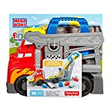 Fisher Price First Builders Fast Tracks Racing Rig II, Multi Color