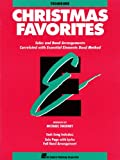 img - for Essential Elements Christmas Favorites: Trombone book / textbook / text book