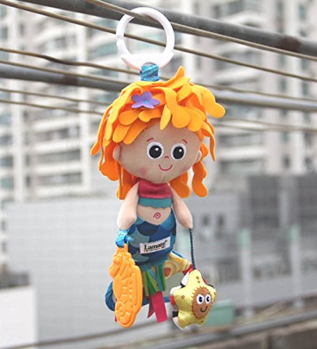 Early Development Toy, Marina The Mermaid Baby Rattle Toy Children Gift Hanging Toy Product front-1051999