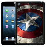 CAPTAIN AMERICA THE AVENGERS HARD BACK CASE COVER FOR iPAD 2/3/4 DC COMICS MARVEL COMICS - captain americaipad