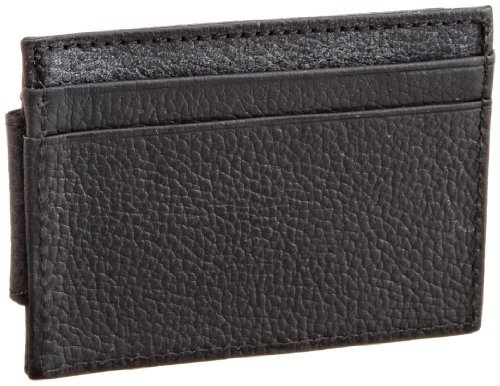 Dickies Men's Card Case Wallet, Black, One Size