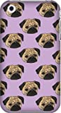'Pug Life' Design iPhone 3 3G 3GS Case Cover by Katie Reed - 3D Full Wrap Design