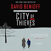 City of Thieves Audiobook by David Benioff Narrated by Ron Perlman