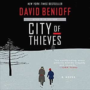 City of Thieves Audiobook
