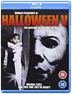 Halloween 5: The Revenge Of Michael Myers (Blu-ray)