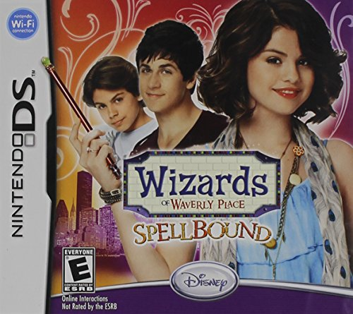 Disney Wizards of Waverly Place: Spellbound - Nintendo DS - 1