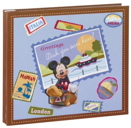 Ek Success Disney DALBMV 8-by-8 Mickey Vacation Album