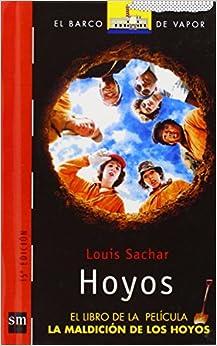 Hoyos: El Libro de la Pelicula, la Maldicion de los Hoyos