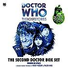 The Second Doctor Box Set: Doctor Who: The Lost Stories Radio/TV von Dick Sharples, Simon Guerrier, Terry Nation, Nicholas Briggs, John Dorney Gesprochen von: Nicholas Briggs, Frazer Hines, Wendy Padbury, Jean Marsh