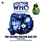 The Second Doctor Box Set: Doctor Who: The Lost Stories | Dick Sharples,Simon Guerrier,Terry Nation,Nicholas Briggs,John Dorney