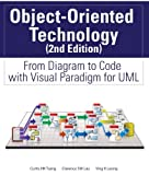 img - for Object-Oriented Technology: From Diagram to Code with Visual Paradigm for UML by Curtis HK Tsang (2010-10-29) book / textbook / text book