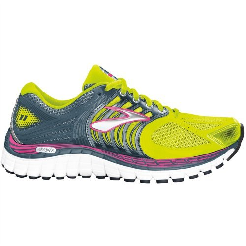 Brooks Damen 1201371B682 Neutral Glycerin 11 nightlife / pink / silver - US 6,0