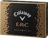 Callaway(キャロウェイ) E・R・C ゴルフボール(1ダース12個入り) 2016年モデル ボールカラーホワイト  64225531200117 ホワイト