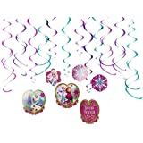 American Greetings Frozen Hanging Party Decorations, Party Supplies